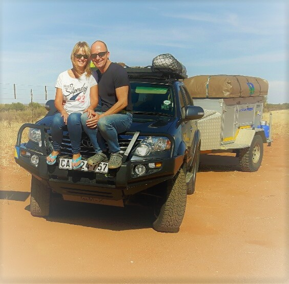 Die Reise Pioniere Anja und Philipp