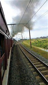 Dampflok Kapstadt