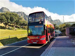 Hop on Hop off Bus Kapstadt