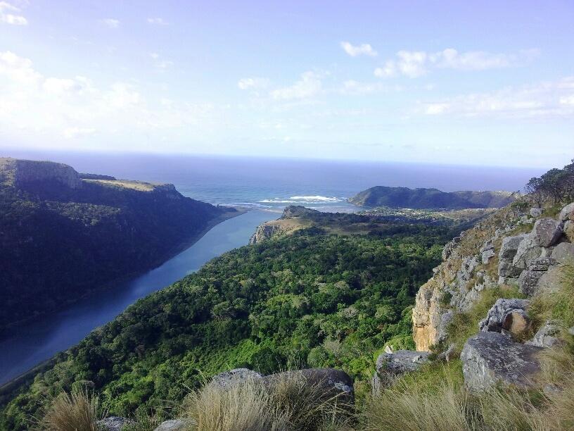Port St Johns Südafrika