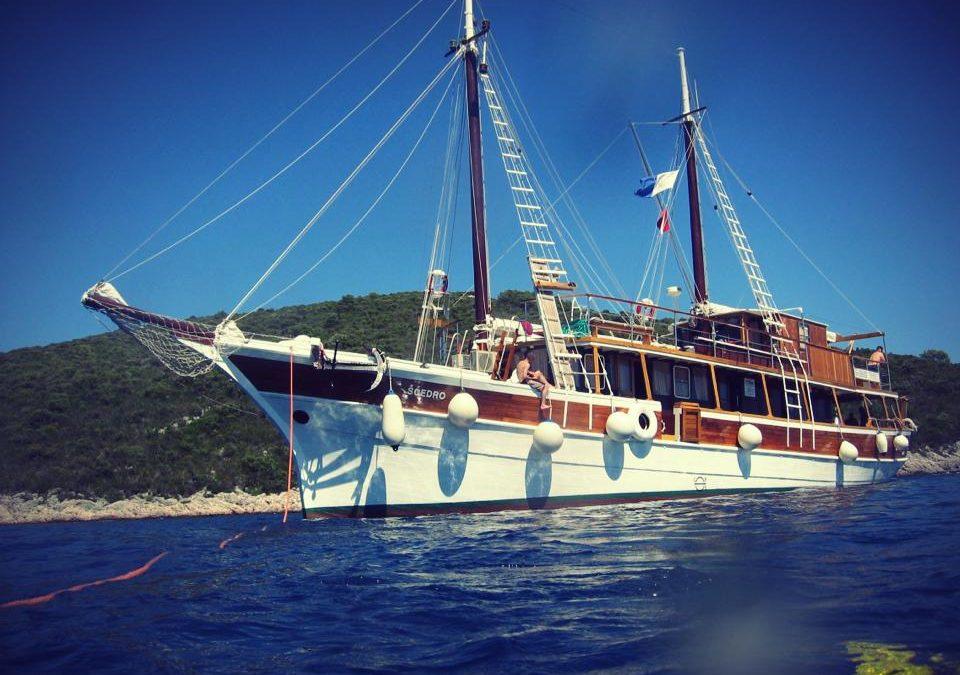 Inselhüpfen in Dalmatien