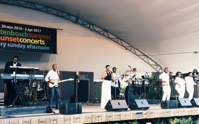 Sommerkonzerte in Kapstadt