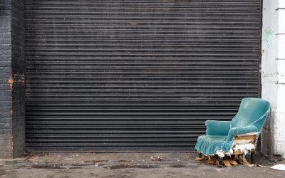 Street People in Kapstadt