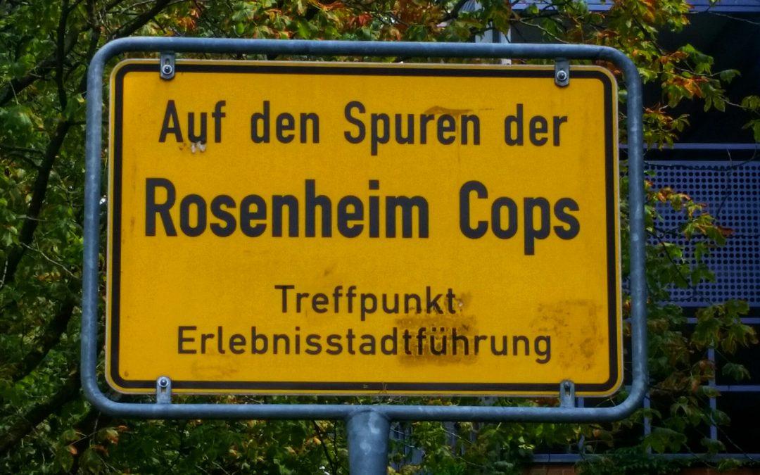 """Auf den Spuren der """"Rosenheim Cops"""""""