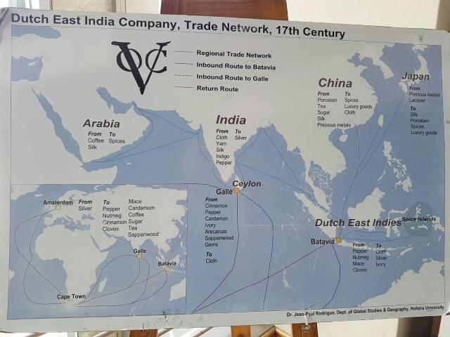 Seekarte der VOC