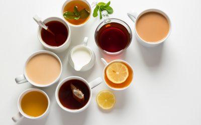 Tea-Time in Südafrika