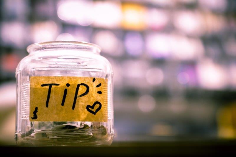 Trinkgeldkultur in Südafrika
