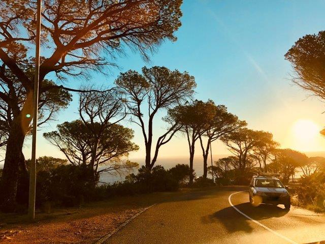 Mietwagen, Linksverkehr und Straßenstress