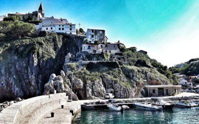 Die Insel Krk und die magische Sieben