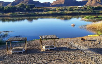 Unterwegs im Northern Cape von Südafrika